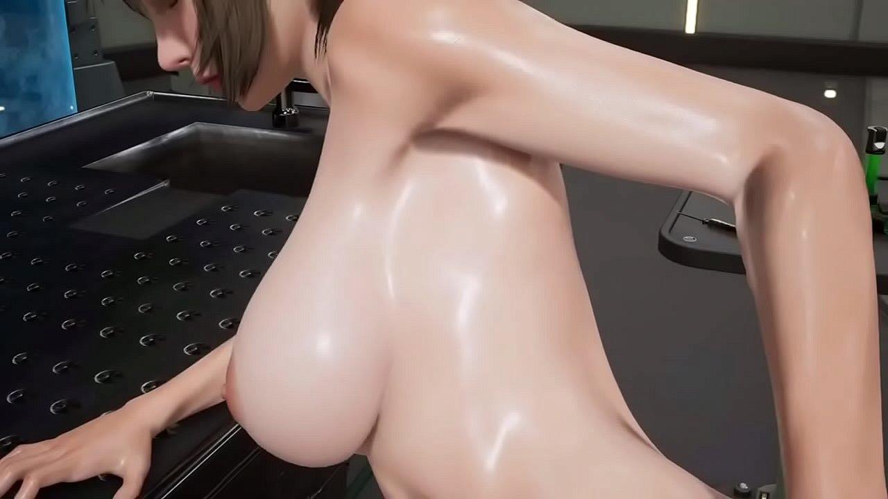 Animated 3d Lesbian Porn