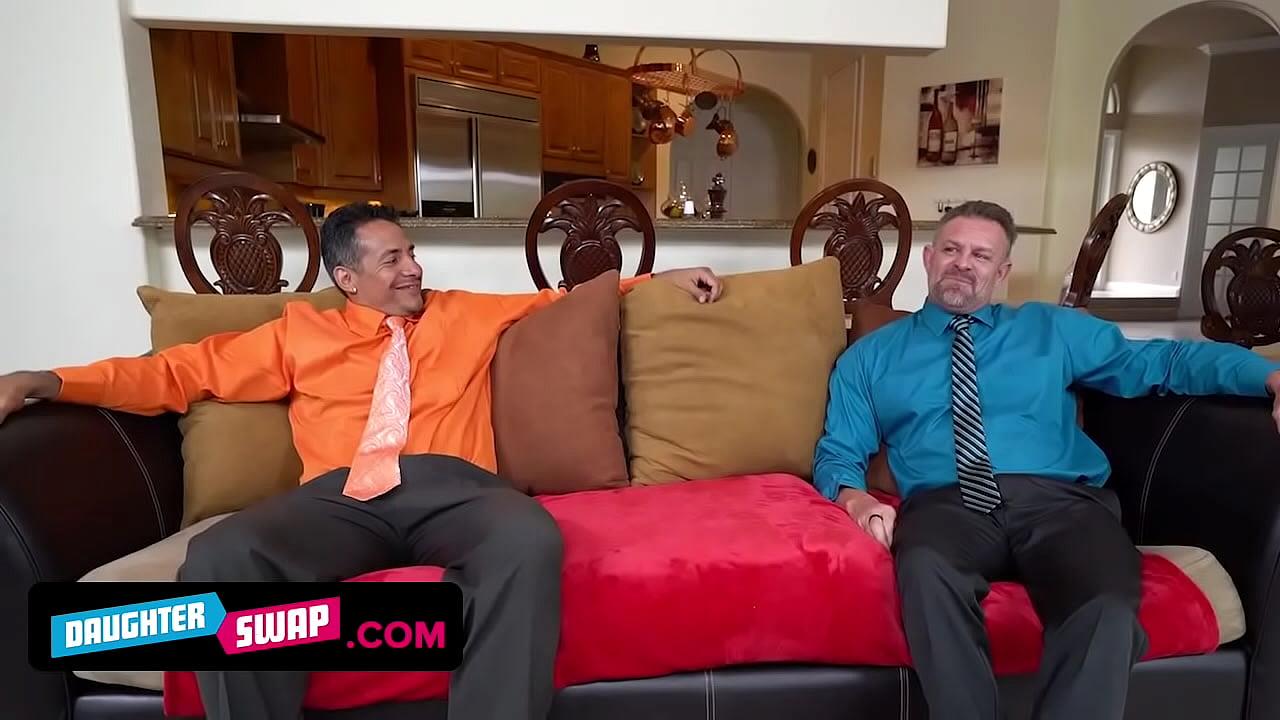 Couple Fucks Daughters Friend