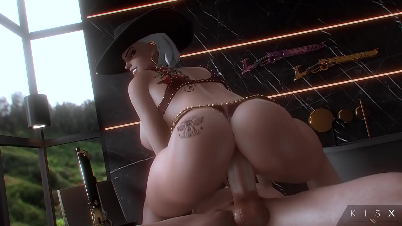 Ashe porno overwatch Ashe Archives