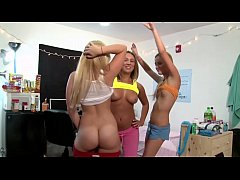COLLEGE RULES - Young Students With Big Tits & ...