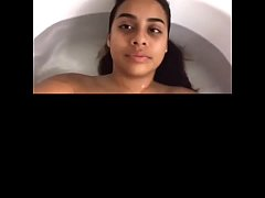Periscope thot promote content in bath