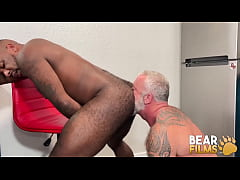 BEARFILMS Wolf Lance Charger Breeds Black Micah...
