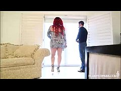 Redhead PAWG Marcy Diamond Fucks Young Stud