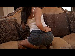 Nubiles Casting - Teen cutie tries hardcore porn