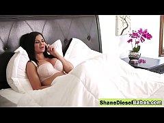 Brunette Jasmine Jay Fucking Big Dong