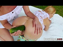 Alysa vs Isabella Clark Anal Gaping to Extreme ...