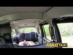 Fake Taxi Italian beauty gets deep anal sex
