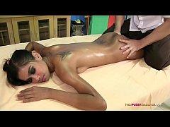 Skinny 18 year Asian sex nuru massage