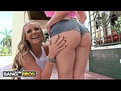 BANGBROS - PAWG Babes Sara Jay & Phoenix Marie ...