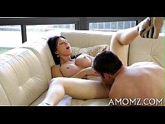 Hawt mom receives pleasure of cock