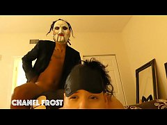 Jigsaw Captures A Big Booty Pawg And Makes Her Fuck His BBC To Be Set Free!