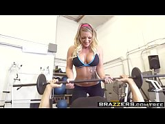 Brazzers - Big Tits In Sports - Cali Carter and...