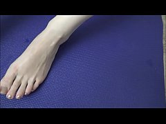 Step Mother & Son Yoga Practice - Remy Larue - ...