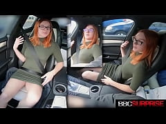 Busty Cute Redhead Opal Gets Ass Packed By Big ...