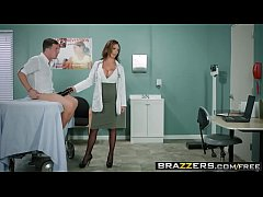 Brazzers - Doctor Adventures - Dick Stuck In Fl...