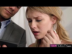 TEENFIDELITY Busty Teen Melody Marks Takes Two ...