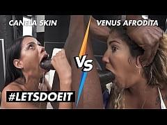 LETSDOEIT - Canela Skin vs Venus Afrodita - Who...