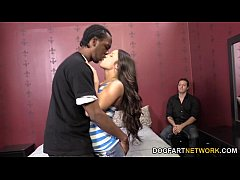 Lola Foxx Gets To Fuck A Black Cock In Front Of...