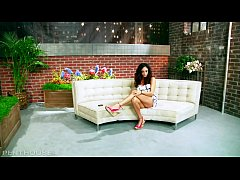 Busty Penthouse Star Ariella Ferrara so Horny S...