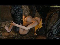 Samus Aran on a strange Alien Planet Saga Full ...