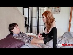 Mom Fucks Virgin Son- Lauren Phillips