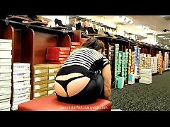 Mall Shopping - See Thru Whaletail