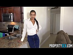 PropertySex - Dude fucks insane hot ass Latina ...