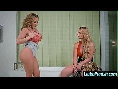 (Phoenix Marie & Richelle Ryan) Lez Girl Get Pu...