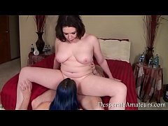 Casting big tits Kelli Desperate Amateurs Three...