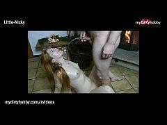 MyDirtyHobby - German amateur Little-Nicky piss...