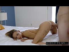 NubileFilms - Naughty Blonde Dicked Down By Her...