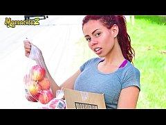 MAMACITAZ - Hot Latina Teen Gets Picked Up And ...
