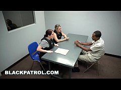 BLACK PATROL - Prostitution Sting Takes Black P...