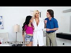 Moms Bang Teens - (Nina Elle, Sadie Pop, Brick ...