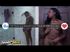 BANGBROS - Kokohontas Takes Big Black Cock From...