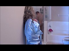 Step Mom Welcomes Home Son From College - Carme...