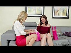 Natasha Starr, Jodi Taylor Sharing A Cock