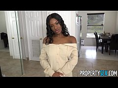 PropertySex - Busty exotic real estate agent po...