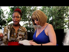 "Sarai Minx ""The Carpet Lady"" Sara Jay & Mr. Jor..."