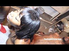 blasian start 18yr black teen gangbanged