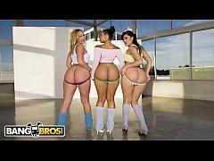 BANGBROS - Ass Parade Classic Video: Dirty Flas...