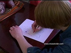 Mom Helps Son With Homework Then Sex