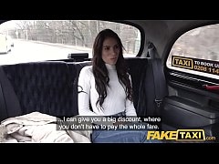 Fake Taxi Hot latina Baby Nicols deepthroats an...