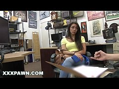 XXXPAWN - Lilly Hall Sells Her Ass At Pawn Shop...