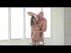 Exotic4K - Ebony Shay Evans gets her pussy fuck...