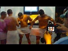 Gogo Boys @ sauna