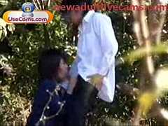 Spy on  Asian Couple make love 2