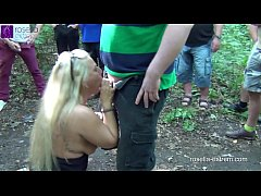 Public rest area Slut, is used dirty by 30 truc...