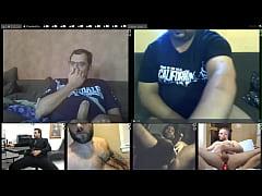 daddy thick big cock jerk-off webcam multicam s...