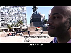 Spanish Latino Twink Kendro Meets With Black La...